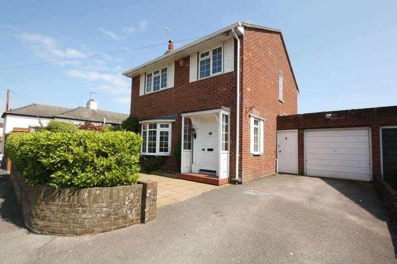 3 Bedrooms Detached House for sale in Wick Lane, Christchurch Town Centre