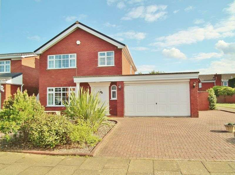 4 Bedrooms Detached House for sale in Meriden Close, Ainsdale