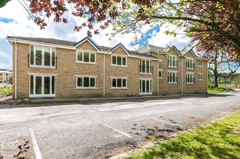 2 Bedrooms Flat for sale in Lafford Lane, Upholland, WN8 0QZ