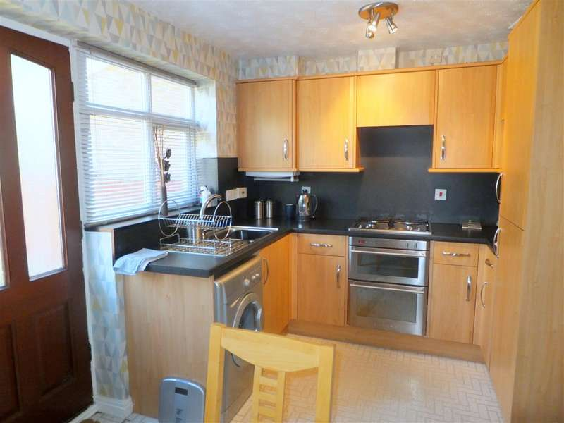 2 Bedrooms Terraced House for sale in Berrywood Drive, Whiston, Prescot