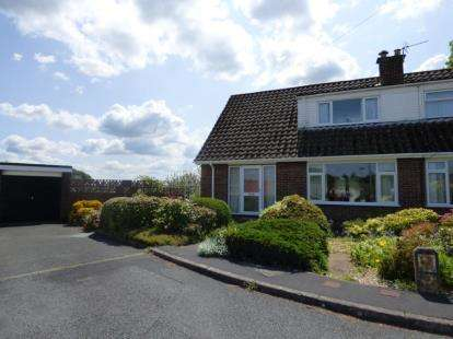2 Bedrooms Semi Detached House for sale in Beechwood Close, Mold, Flintshire, CH7
