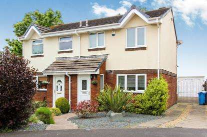3 Bedrooms Semi Detached House for sale in Drake Close, Lytham St Annes, Lancashire, England, FY8