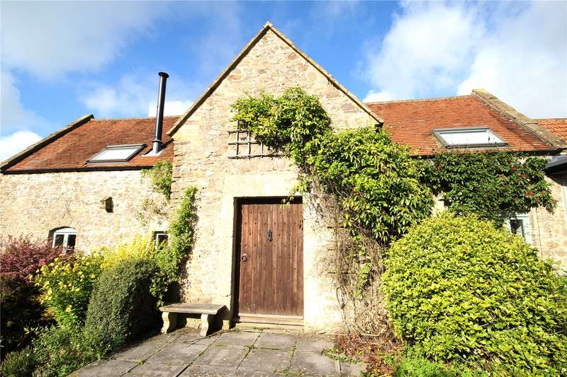 4 Bedrooms Semi Detached House for sale in Masbury, Wells, Somerset, BA5