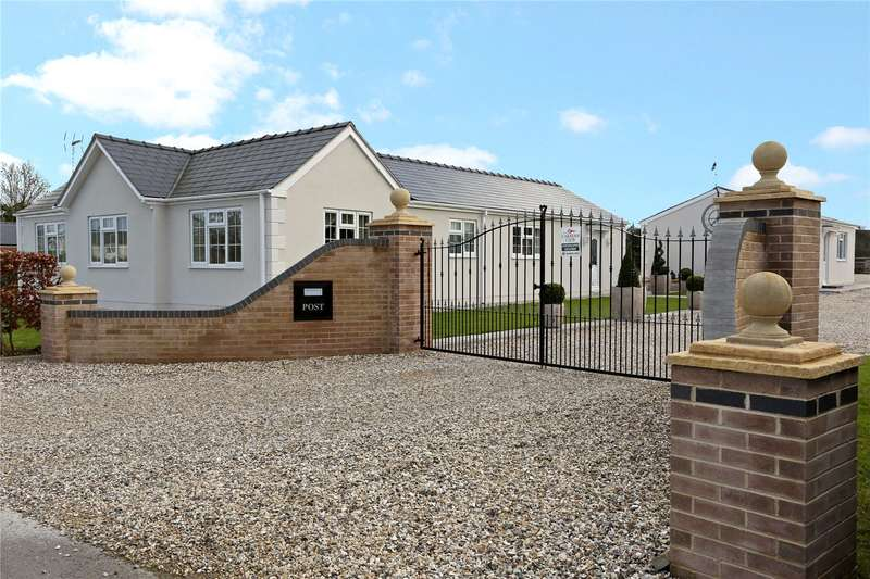 5 Bedrooms Detached Bungalow for sale in Ledbury Road Crescent, Staunton, Gloucestershire, GL19
