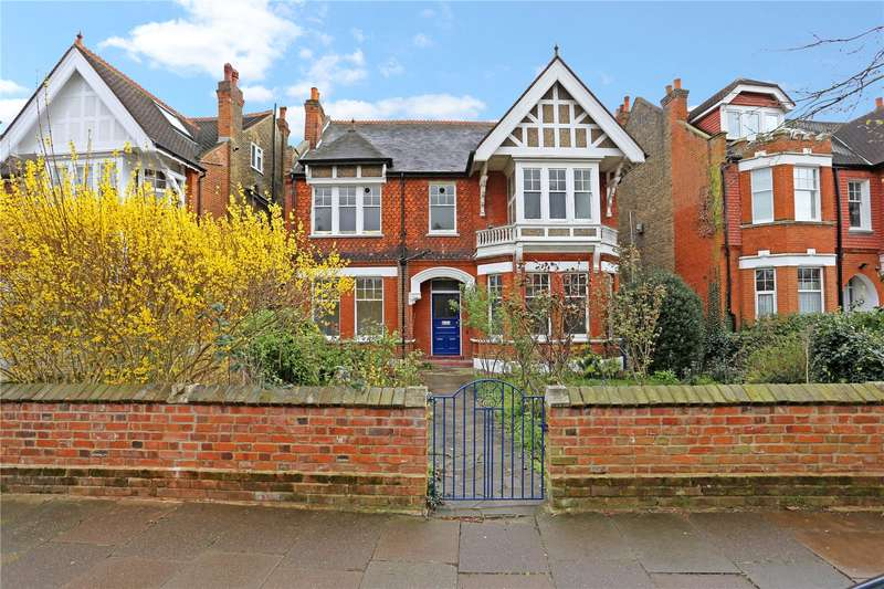 6 Bedrooms Detached House for sale in Marchwood Crescent, Ealing, W5