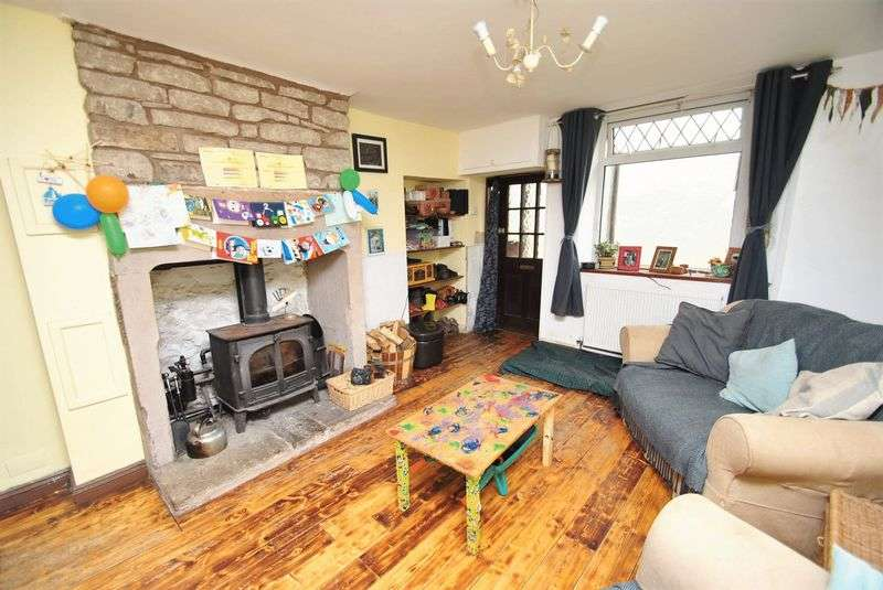 2 Bedrooms Terraced House for sale in STEAM MILLS, NR. CINDERFORD, GLOUCESTERSHIRE