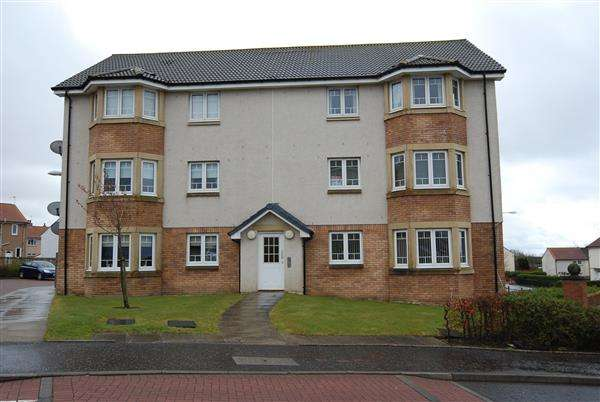 2 Bedrooms Apartment Flat for sale in Meiklelaught Place, Saltcoats
