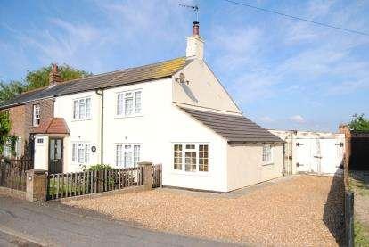 3 Bedrooms Semi Detached House for sale in Tilney Cum Islington, King's Lynn, Norfolk