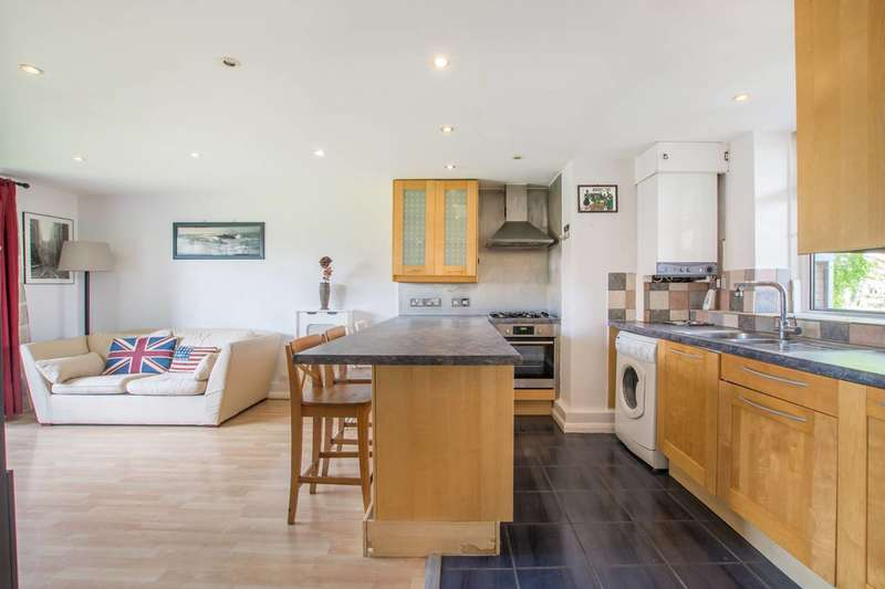 1 Bedroom Flat for sale in Albany Road, Brentford, TW8