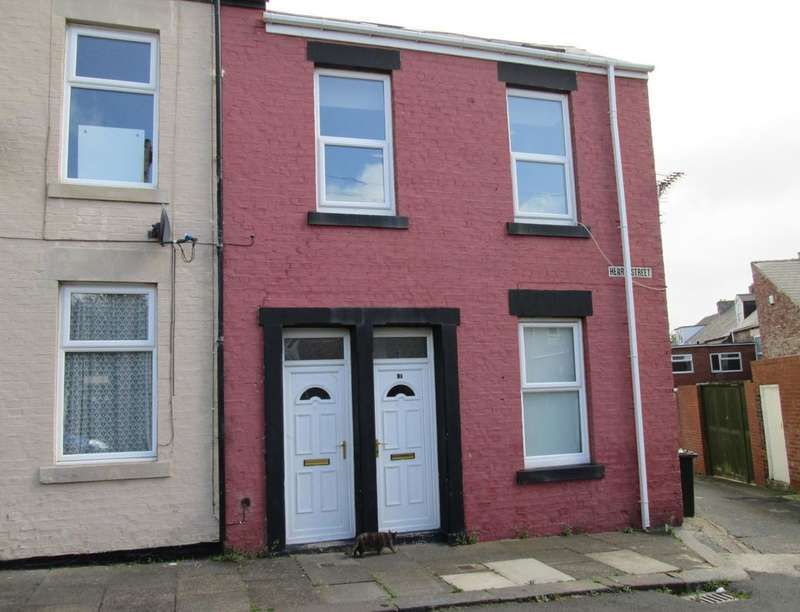 3 Bedrooms Flat for sale in Henry Street, North Shields, NE29