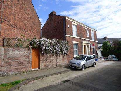 3 Bedrooms End Of Terrace House for sale in Brixey Street, Preston, Lancashire