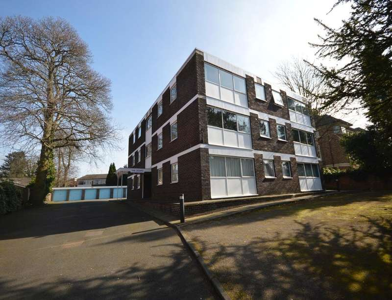 1 Bedroom Flat for sale in The Cedars Tettenhall Road, Wolverhampton, WV6