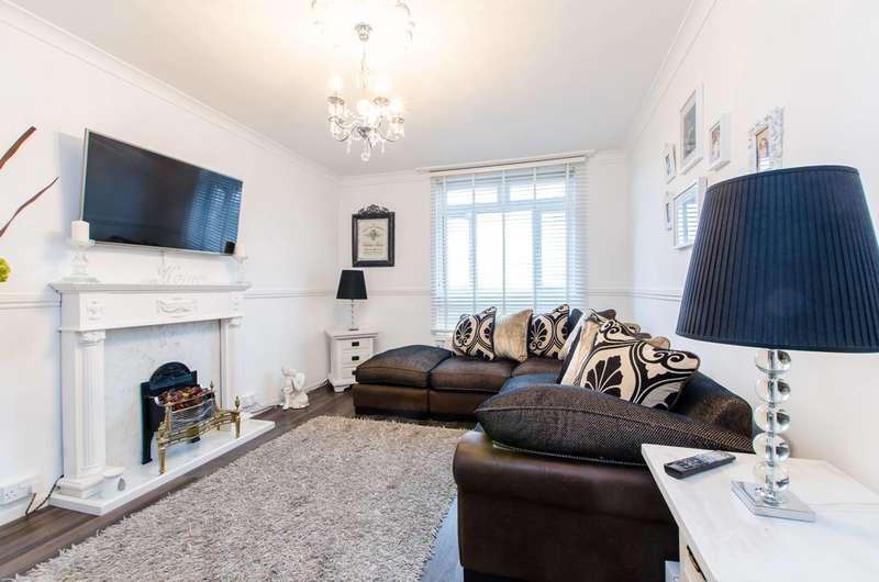 2 Bedrooms Flat for sale in Diss Street, Shoreditch, E2
