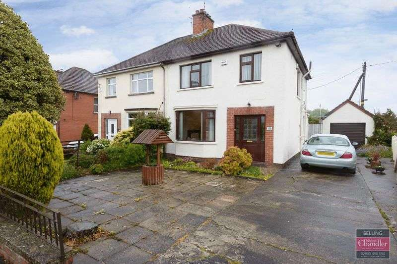 3 Bedrooms Semi Detached House for sale in 12 Queensfort Park, Carryduff, BT8 8NQ