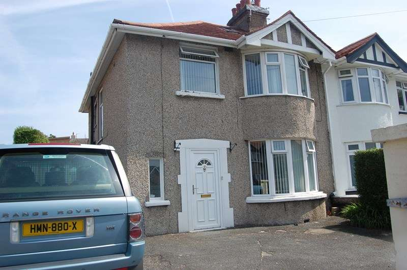 3 Bedrooms Semi Detached House for sale in Royal Avenue, Onchan, IM3 1LE