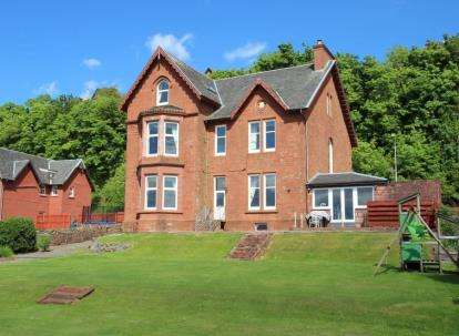 6 Bedrooms Detached House for sale in Shore Road, Skelmorlie