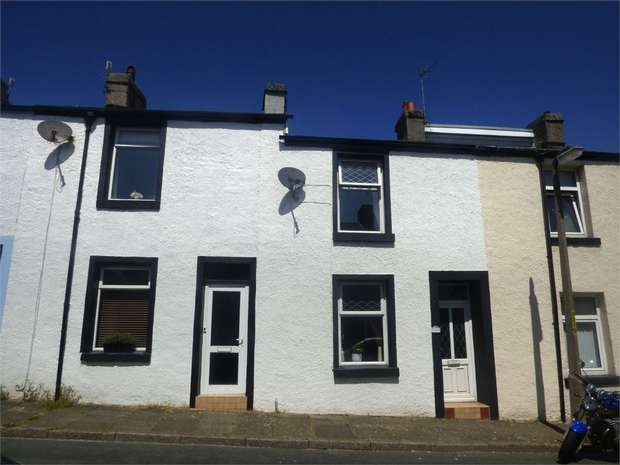 2 Bedrooms Terraced House for sale in Cobden Street, Dalton-in-Furness, Cumbria