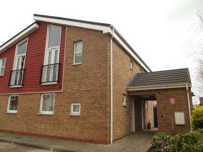 Maisonette Flat for sale in Church Street, Castle Vale, Birmingham, West Midlands