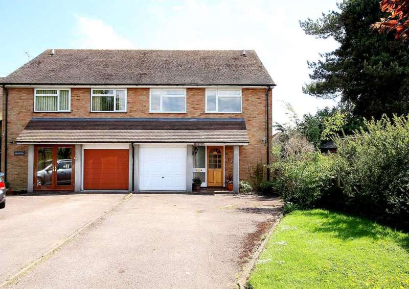 4 Bedrooms Semi Detached House for sale in Lynwood, Church Lane, Bovingdon