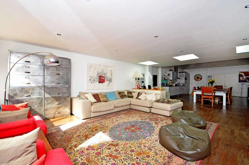 2 Bedrooms Flat for sale in Britannia Building, Ebenezer Street, Old Street, N1
