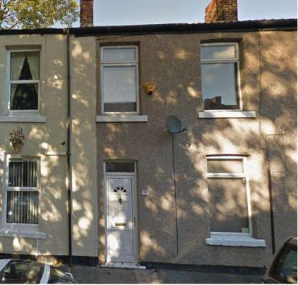 2 Bedrooms Terraced House for sale in Peabody Street, Darlington, Durham, DL3 0EL