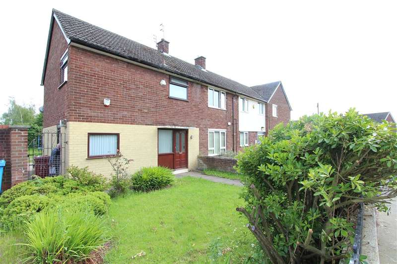 2 Bedrooms Semi Detached House for sale in Boundary Farm Road, Halewood, Liverpool