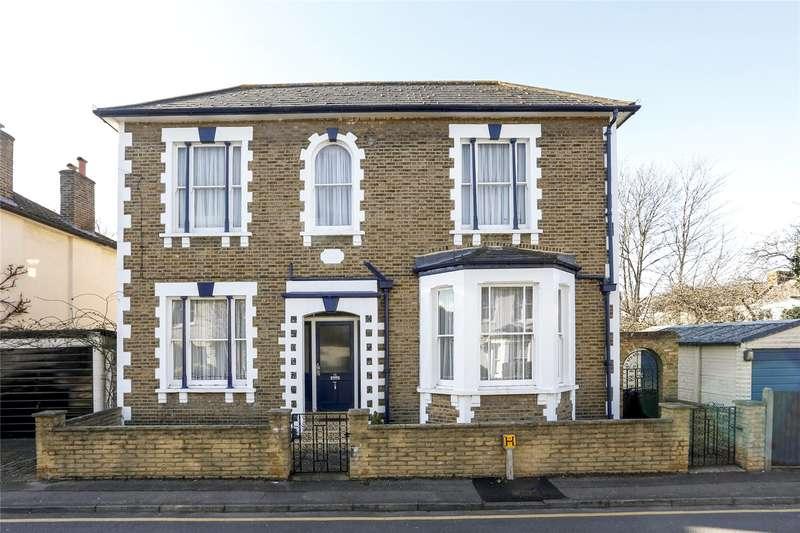 4 Bedrooms Detached House for sale in Bellevue Road, Kingston upon Thames, KT1