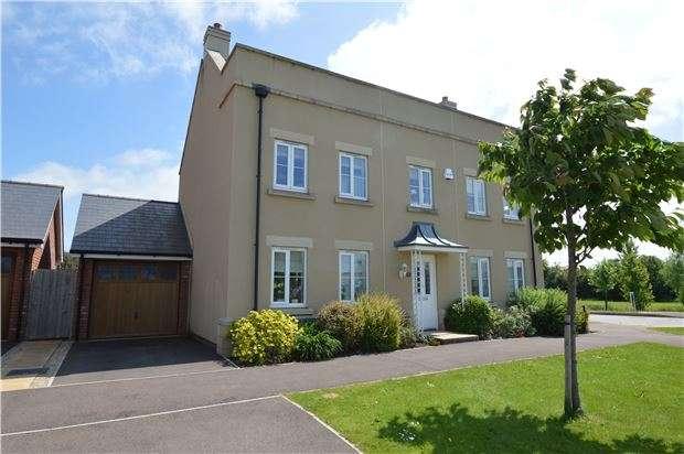 4 Bedrooms Detached House for sale in Vale Road, Bishops Cleeve, CHELTENHAM, Gloucestershire, GL52 8ER