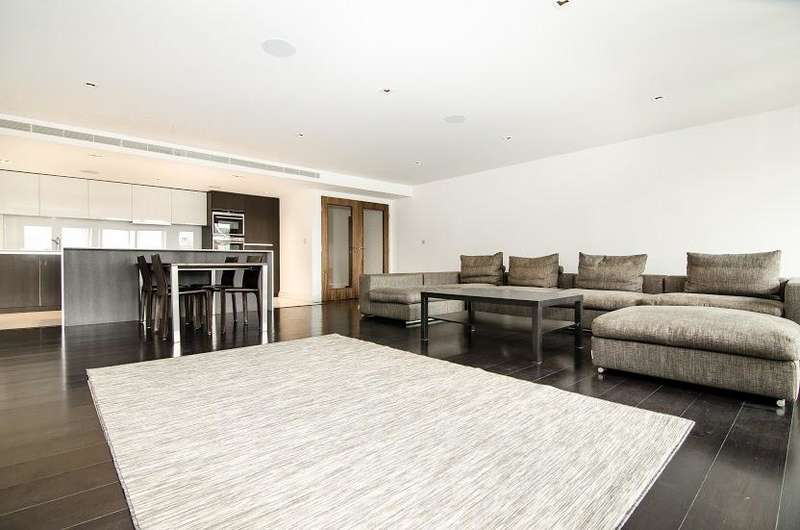 3 Bedrooms Apartment Flat for sale in Kew Bridge Road, TW8