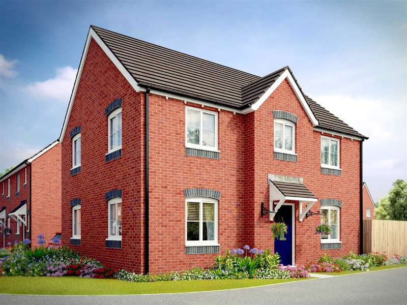 4 Bedrooms Property for sale in Saxon Meadows, Kempsey, Worcester