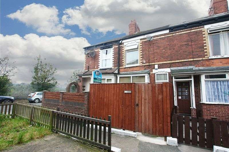 2 Bedrooms Terraced House for sale in Clarence Avenue, Hull