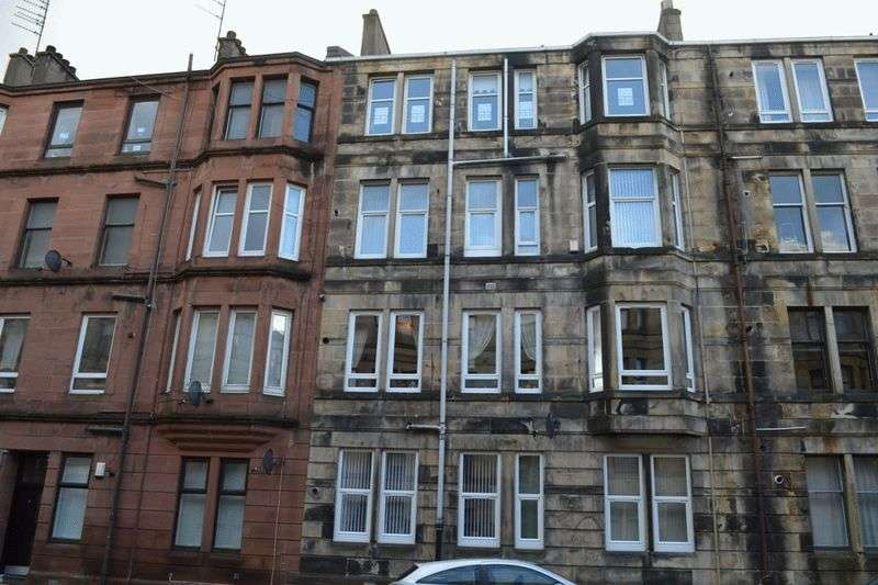 2 Bedrooms Flat for sale in Crossflat Crescent, Paisley