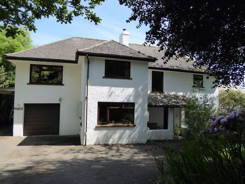 5 Bedrooms Detached House for sale in Trevone Crescent, St. Austell