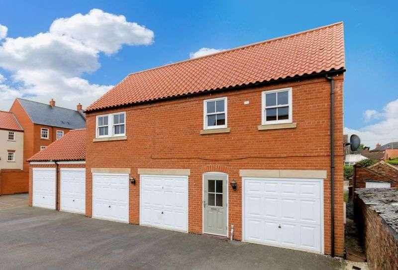 2 Bedrooms Property for sale in Bells Yard Close, Horncastle
