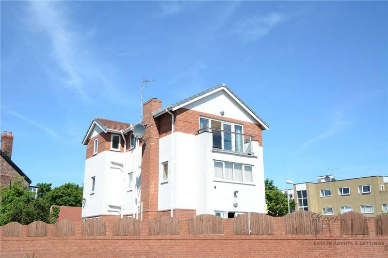 4 Bedrooms Detached House for sale in Montpellier Crescent, Wallasey, Wirral