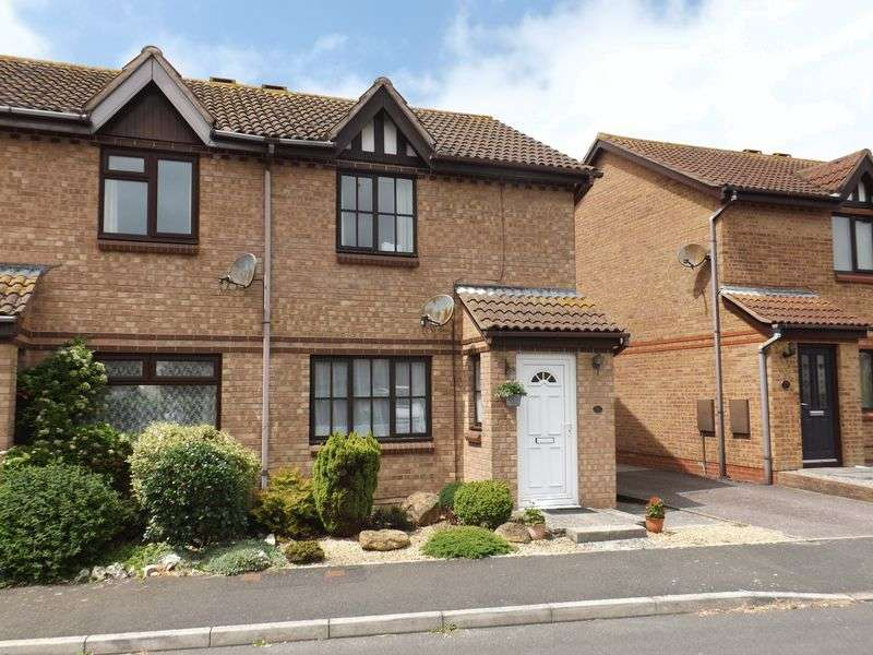 2 Bedrooms Semi Detached House for sale in Primrose Way, Seaton
