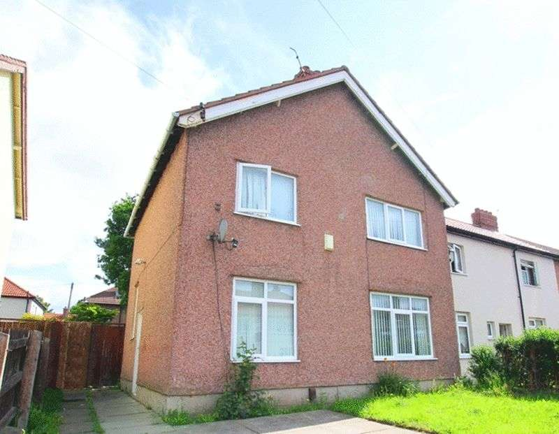 3 Bedrooms Semi Detached House for sale in Stamfordham Drive, West Allerton, Liverpool, L19