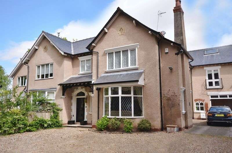 4 Bedrooms Semi Detached House for sale in 25 Lockwood Avenue, Poulton-Le-Fylde, FY6 7AB