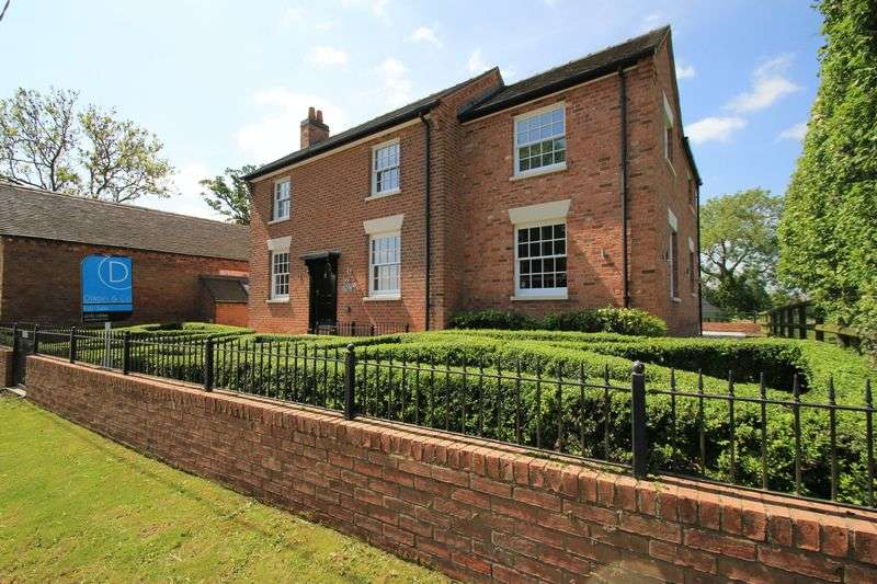 5 Bedrooms House for sale in Bradley, Stafford ST18 9EA