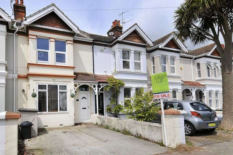 4 Bedrooms Terraced House for sale in Westcourt Road, Worthing