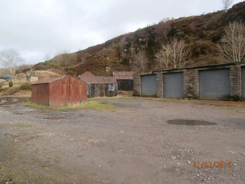 Land Commercial for sale in Buliding Plot For 5 Detached Houses, Off Church Street, Pontycymer, Bridgend, Bridgend County Boroug