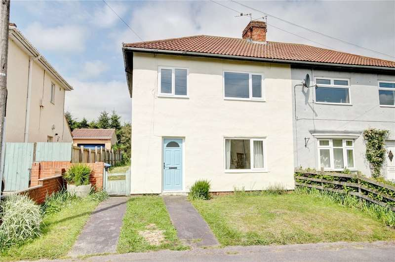 3 Bedrooms Semi Detached House for sale in St Aidan's Avenue, Framwellgate Moor, Durham, DH1