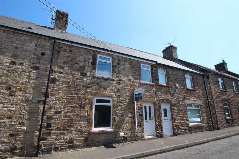 3 Bedrooms Terraced House for sale in Cort Street, Blackhill, Consett