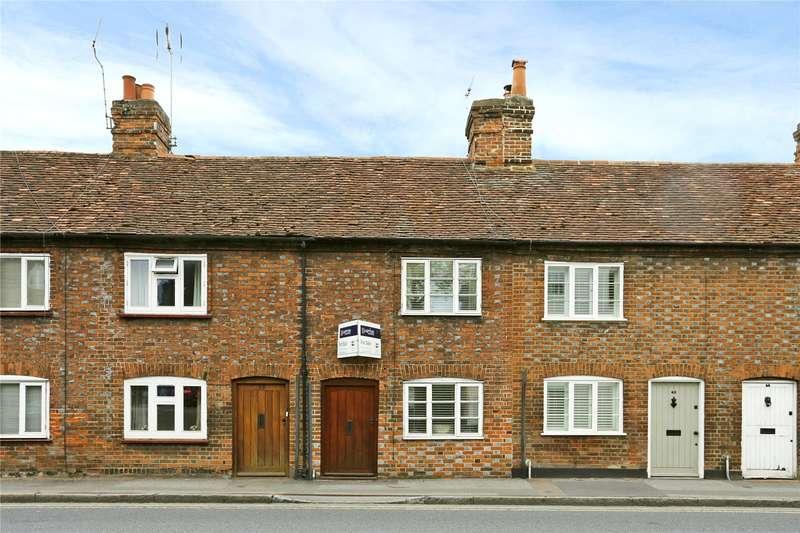 2 Bedrooms Terraced House for sale in Chapel Street, Marlow, Buckinghamshire, SL7