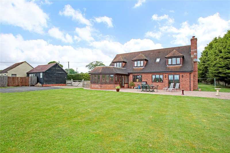 5 Bedrooms Detached House for sale in Curridge, Thatcham, Berkshire, RG18