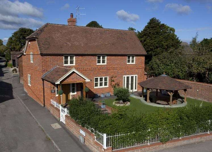 6 Bedrooms Detached House for sale in Dog Lane, Childrey, Wantage, Oxfordshire, OX12