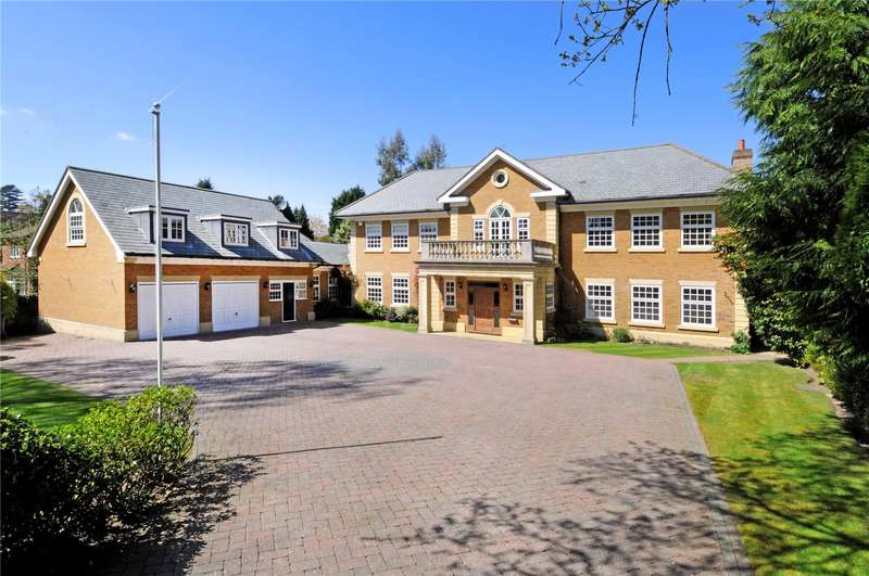 5 Bedrooms Detached House for sale in Sunning Avenue, Sunningdale, Ascot, Berkshire, SL5