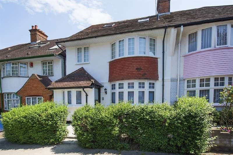 6 Bedrooms House for sale in Alba Gardens, NW11