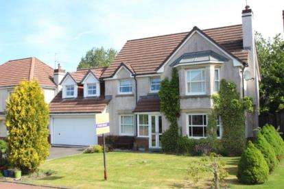 4 Bedrooms Detached House for sale in Cresswell Place, Mearnskirk