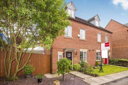 4 Bedrooms House for sale in Hawthorn Court, Adlington, Chorley, Lancashire